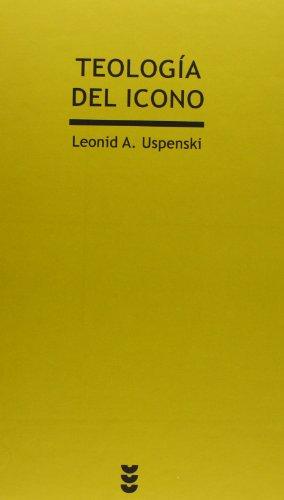 Teología del icono por Leonid A. Uspenski