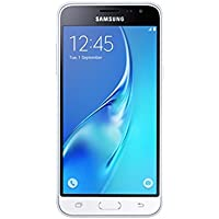Samsung SM-J320FZWNBTU Galaxy J3 SIM-Free Smartphone - White