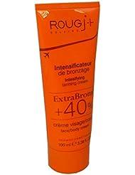 Rougj ExtraBronz + 40% Crème Intensificateur de Bronzage 100 ml