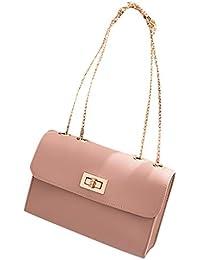 ALIKEEY Moda Señora Hombros Pequeña Mochila Carta Monedero Teléfono Móvil Messenger Bag Lois Marronconverse Desigua Mano