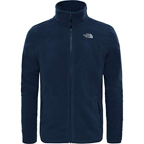 31E 12MofHL. SS500  - The North Face Men's 100 Glacier Fleece Outdoor Jacket