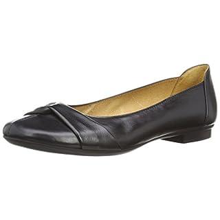 Gabor Shoes 04.111_Gabor Damen Geschlossene Ballerinas, Schwarz (27 schwarz), 39 EU