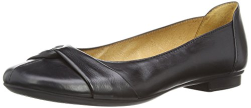 gabor-womens-frost-closed-toe-ballet-flat-black-black-leather-45-uk