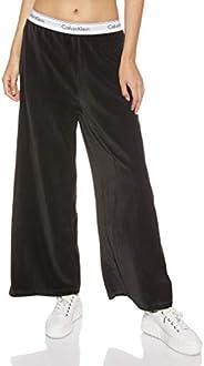 Calvin Klein Jeans Women's SLEEP Pants, Black (Black 001), S