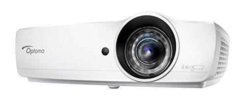 "Optoma EH460ST Video - Proyector (4200 lúmenes ANSI, DLP, 1080p (1920x1080), 20000:1, 16:9, 1513,8 - 3878,6 mm (59.6 - 152.7""))"