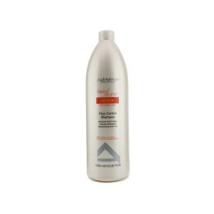 Semi Di Lino Discipline Frizz Control Shampoo (for Rebel Hair) 1000ml/33.82oz (Di Lino Haar-produkte Semi)