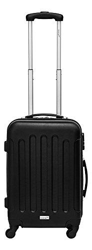 Packenger Reisekofferset Travelstar 3er-Set (Schwarz) - 4