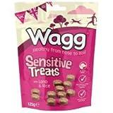 Wagg sensible Treats Dog Treats 125g, único tema