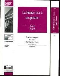 Impressions. 11e législature / Assemblée nationale Tome 2521 : Rapport fait au nom de la commission d'enquête sur la situation dans les prisons françaises