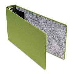 Oxford S25572 Green Canvas Legal 3-Ring Binder, 8-1/2 x 14, 2in Capacity (1 Each) by Oxford????