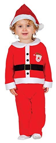 Baby Claus Jungen Santa Kostüm - Santa Claus Kostüm Größe 1-2 Jahre Santa Baby