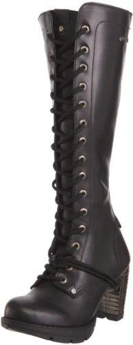M.TR005-S1 , Bottes femme Itali Black