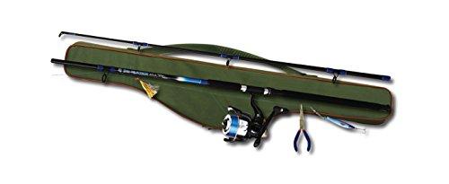 Profi Hochsee XXL Set Pilkrute zum Dorsch- und Makrelenfang 210 cm Rute WG bis 200 g