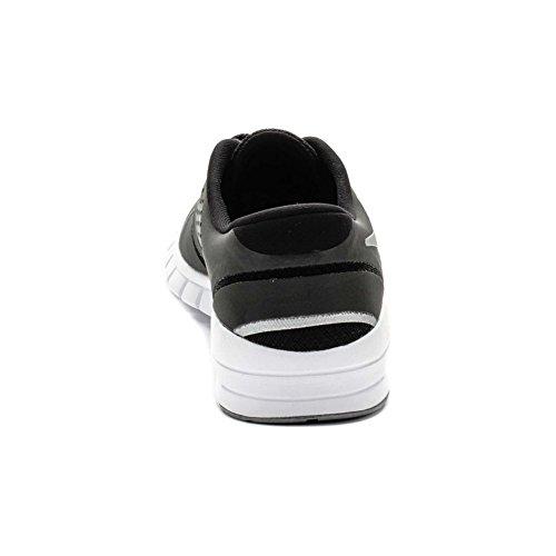 Nike Eric Koston 2 Max, Chaussures De Skate Homme - Noir - Argent - Blanc