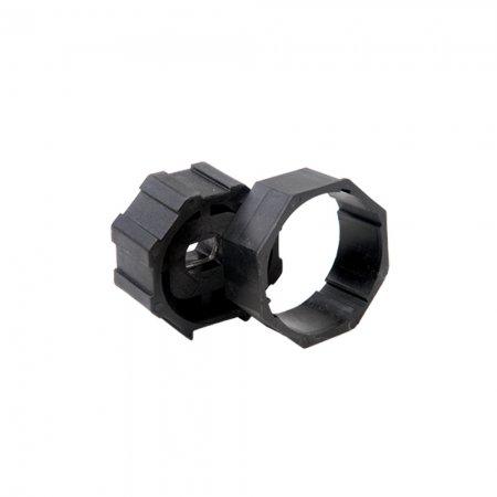 Jarolift adattatore per motori sl per rullo ottagonale da 50mm (tipo slao50-35)
