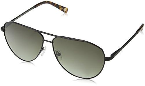 Ted Baker Sunglasses Unisex Reese Sunglasses, Black, 61