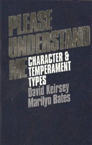Please Understand Me: Character and Temperament Types by Keirsey, David, Bates, Marilyn (1984) Paperback