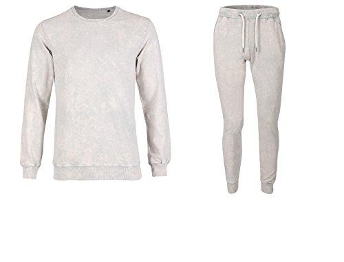 OutFit Designer Herren Trainingsanzug Gr. M, gebrochenes weiß Designer-outfit
