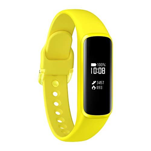 Samsung Galaxy Fit e Giallo con Accelerometro, Tracker allenamento...