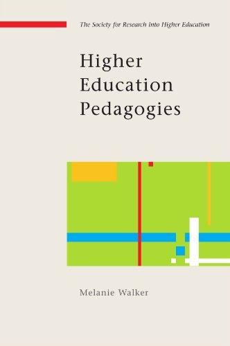 Higher Education Pedagogies (Srhe and Open University Press Impret) by Melanie Walker (2005-11-01)