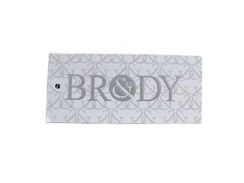 Damen-Oberteile für Damen in 3/4-Sleeve T-Shirts, Baumwolle, kurzärmlig, exklusiv von Brody & Co ®, Basics, Gr. 34-42 (UK 8-16) Schwarz - Schwarz