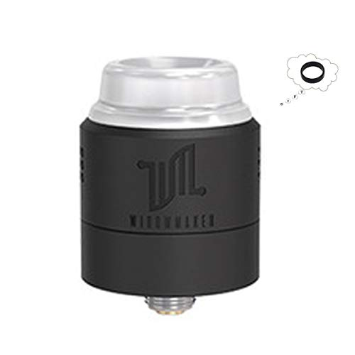 Original Vandy vape Widowmaker RDA Tanque de 1ml Atomizador se adapta a la bobina simple y doble construcción de DIY Vandyvape Cigarrillo electrónico Vape Tanque