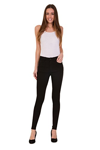 Ex Marks & Spencers 9334 Collection 5 Pocket Jeggings with Added Stretch