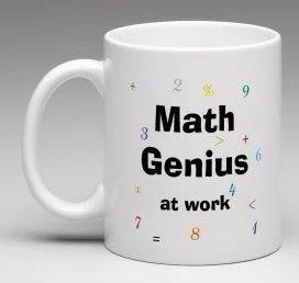 Cbuyncu Accountants Teacher Ceramic Travel latte mug Cup 311,8gram caffè caldo tè tazze personalizzati regalo (Personalizzati Tazza Di Caffè)