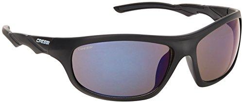 Cressi Oahu / Rocky Premium Sportbrille -  Entspiegelt mit 100% UV-Schutz