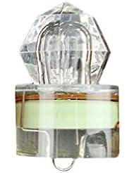 Befaith LED Deep Drop Pesca submarina intermitente luz cebo pez atraer Lure lámpara
