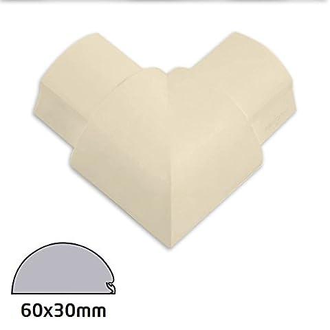 D-Line 60 mm X 30 mm-Coude-plat Parfum Magnolia