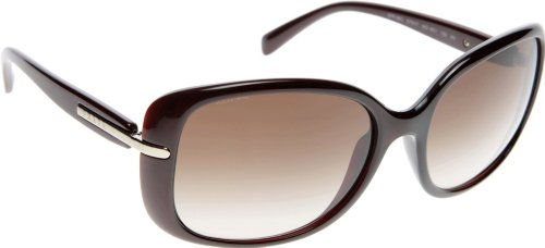PRADA Sunglasses SPR 08O Burgundy IAD6S1 PR 08OS - 57mm