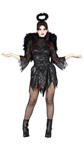 Imagen de disfraz de ángel caído adulta talla l 42 44