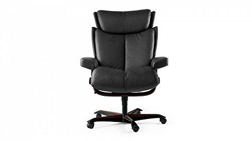 Stressless® Magic (M) Home Office Grau günstig - 2