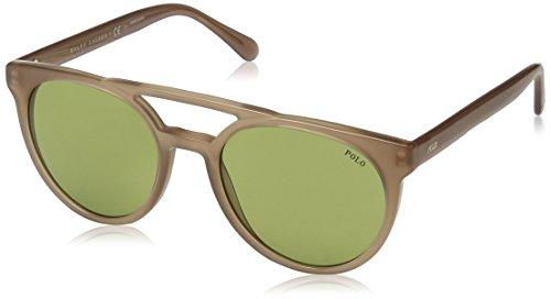 Polo Ralph Lauren Herren 0Ph4134 5538/2 53 Sonnenbrille, Grün (Kaki/Olive),