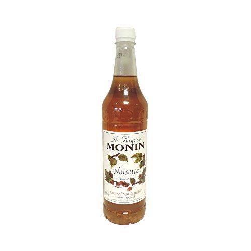 Monin - Hazelnut Noisette Syrup - 250ml (Case of 6)