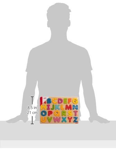 Goki 57672 - Alphabetpuzzle - 2