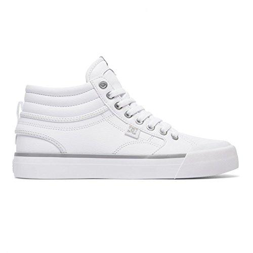 DC Shoes Evan Hi, Sneakers Basses Femme