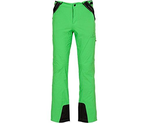 Bergson Herren Skihose Flex, Classic Green [210], 48 - Herren