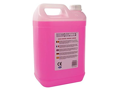 High Density Nebelfluid für Nebelmaschine. 5 liter. (Flüssigkeit Für Nebelmaschine)