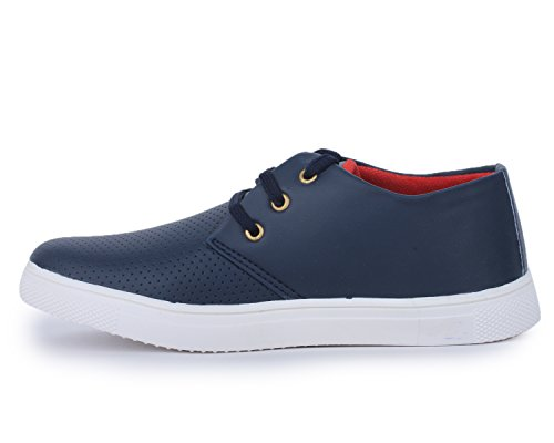 TRASE Pride Navy Blue Sneakers/Casual Shoes for Boys/Kids-5C IND/UK