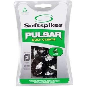 Softspikes Spikes Pulsar Golf Klampen Fast Twist Insert-System (1Paket) -
