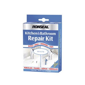 Ronseal Kbrk 60g Kitchen And Bathroom Repair Kit