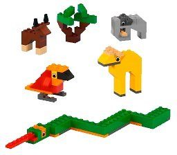 LEGO-Make-Create-Creator-4408-Animals