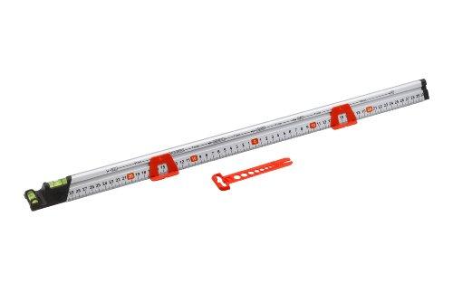Meister Wasserwaage/Lineal Triangel, 600 mm, 6161550