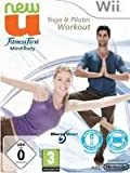New U:Yoga Pilates Workout Wii Esp