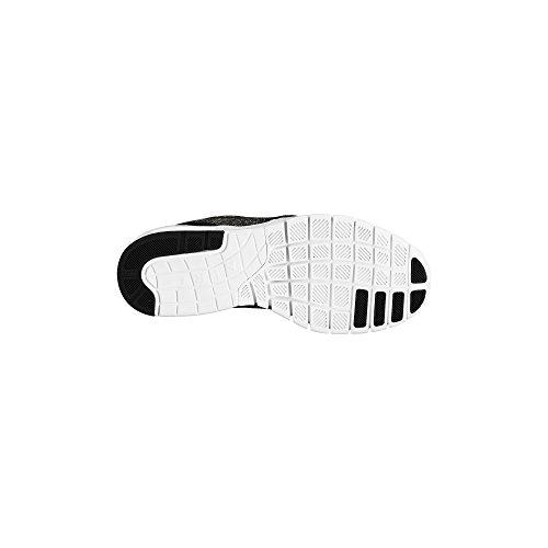 Nike Herren 807507-006 Turnschuhe Schwarz
