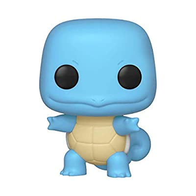 Funko Pop Pokemon: Squirtle - Stylized Vinyl Figure por Funko