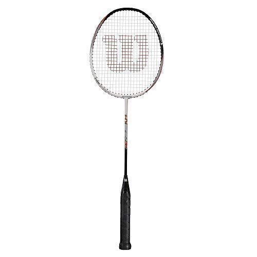 Wilson Impact Hybrid 105 Badmintonschläger Quad Geformte Kopf Aluminium-legierung Schläger -