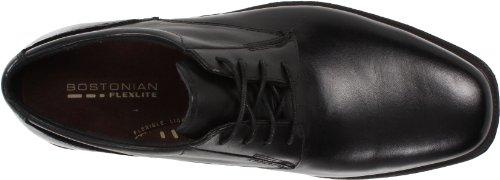 Bostonian Men's Wendell Oxford,Black Leather,10 M US cuir noir